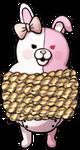 Danganronpa 2 Monomi (Rope) Sprite 03
