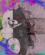 Danganronpa V3 Extra Page - Monokuma