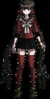 Danganronpa V3 Maki Harukawa Fullbody Sprite (1)