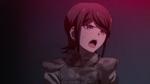 Despair Arc Episode 6 - Mukuro shouting for Junko to get away