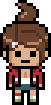 Aoi Asahina School Mode Pixel Icon (1)