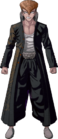 Danganronpa 1 Mondo Owada Fullbody Sprite (PSP) (2)