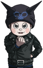 Danganronpa V3 Bonus Mode Ryoma Hoshi Sprite (3)