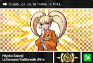 Danganronpa V3 Bonus Mode Card Hiyoko Saionji S FR