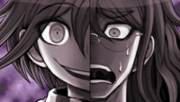 Danganronpa V3 CG - Kokichi Oma revealing Gonta Gokuhara as the culprit