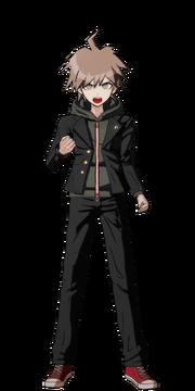 Makoto Naegi Fullbody Sprite 07