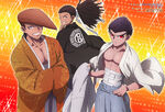 Otomedia June 2014 - DRtA - Kiyotaka Ishimaru Mondo Owada Yasuhiro Hagakure (Poster)