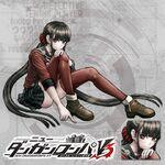 Danganronpa V3 - PlayStation Store Icon (Maki Harukawa) (2)