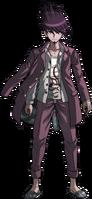 Danganronpa V3 Kaito Momota Fullbody Sprite (41)