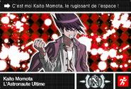 Danganronpa V3 Bonus Mode Card Kaito Momota N FR