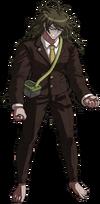 Danganronpa V3 Gonta Gokuhara Fullbody Sprite (26)