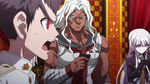 Danganronpa the Animation (Episode 05) - Catching Mondo Ohwada's slip up (12)
