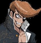 Danganronpa 1 Mondo Owada Closing Argument Sprite (2)