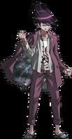 Danganronpa V3 Kaito Momota Fullbody Sprite (26)