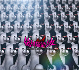 Monokuma Factory Wallpapers Set 4A 1440 x 1280