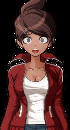 Danganronpa 1 Aoi Asahina Halfbody Sprite (PSP) (3)