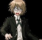 Danganronpa 1 Byakuya Togami Halfbody Sprite (PSP) (13)
