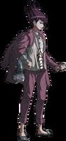 Danganronpa V3 Kaito Momota Fullbody Sprite (23)