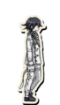 Danganronpa V3 Kokichi Oma Death Road of Despair Sprite 01
