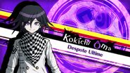 Danganronpa V3 Kokichi Oma Introduction (French)