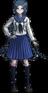 Danganronpa V3 Tsumugi Shirogane Fullbody Sprite (High School Uniform) (1)