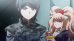 Despair Arc Episode 6 - Mukuro finished killing the guards