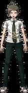 Hajime Hinata Fullbody Sprite 23