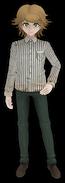 Taichi Fujisaki Fullbody 3D Model (2)