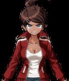 Danganronpa 1 Aoi Asahina Halfbody Sprite (PSP) (17)