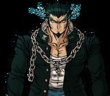 Danganronpa V3 Bonus Mode Nekomaru Nidai Sprite (1)