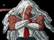 Danganronpa V3 Bonus Mode Sakura Ogami Sprite (8)