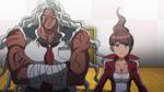 Danganronpa the Animation (Episode 08) - Monokuma revealing the Mole (13)