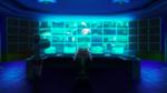 Despair Arc Episode 7 - Junko and Mukuro in the control room