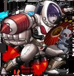 Argument Armament - Kaito Momota (1)