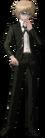 Danganronpa 1 Byakuya Togami Fullbody Sprite (PSP) (11)