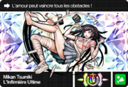 Danganronpa V3 Bonus Mode Card Mikan Tsumiki U FR