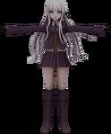 Danganronpa VR - Model - Kyoko Kirigiri (1)