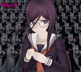 Monokuma Factory Wallpapers Set 2C Toko Fukawa 1440 x 1280