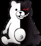 Danganronpa 2 Monokuma Sitting Fullbody Sprite (2)