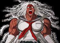 Danganronpa V3 Bonus Mode Sakura Ogami Sprite (9)