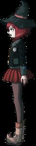 Danganronpa V3 Himiko Yumeno Fullbody Sprite (Debate Scrum) (3)