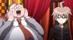 Danganronpa the Animation (Episode 05) - Discussion if Byakuya Togami is the culprit (17)