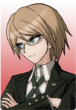 Byakuya Togami Assets Report Card Portrait