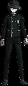 Danganronpa V3 Shuichi Saihara Fullbody Sprite (Hat) (1)