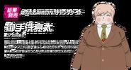 Danganronpa 3 Personality Quiz (Japanese) Ultimate Imposter