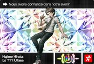 Danganronpa V3 Bonus Mode Card Hajime Hinata U FR