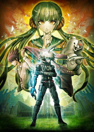 File:Danganronpa V3 First Promo Poster Textless.png