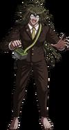Danganronpa V3 Gonta Gokuhara Fullbody Sprite (23)