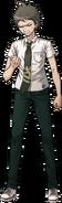 Hajime Hinata Fullbody Sprite 04