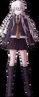 Danganronpa 1 Kyoko Kirigiri Fullbody Sprite (PSP) (17)
